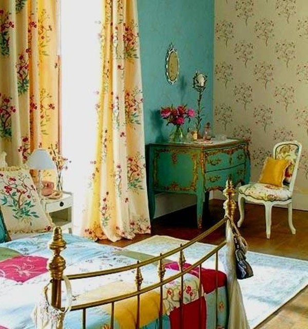 elegant bohemian bedroom ideas