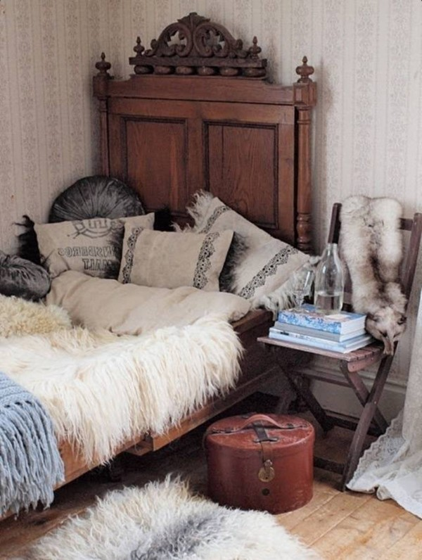 rustic bohemian bedroom ideas