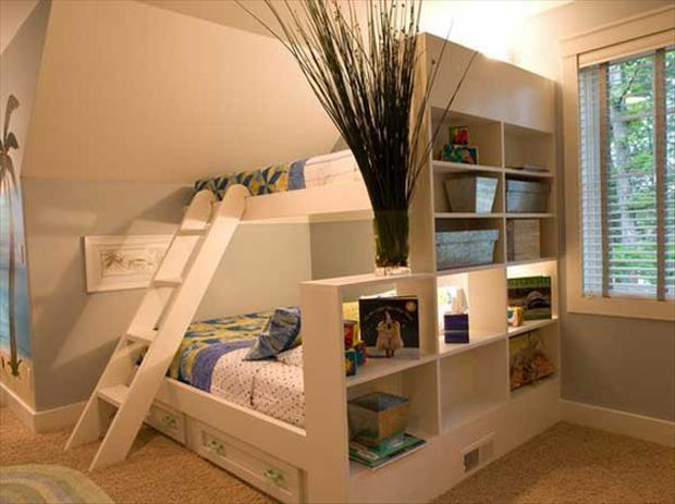 Amazing Small Space Alcove Beds Ideas