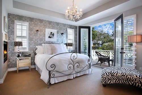 The bedrooms of your dream Dream room design