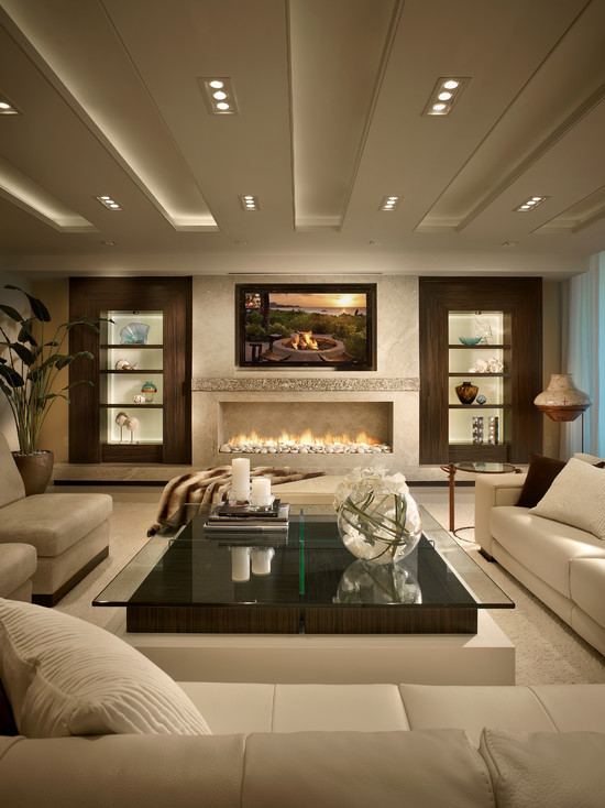 High Quality Beautiful Living Room