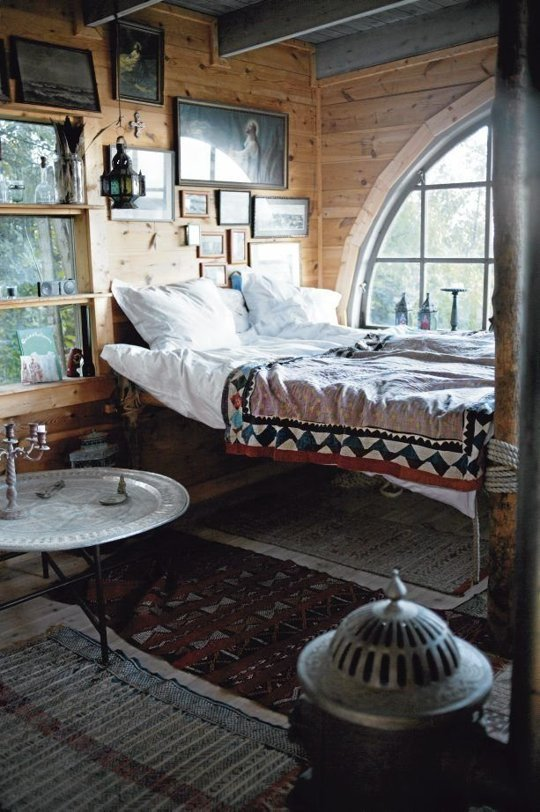Bohemian Bedroom Pictures