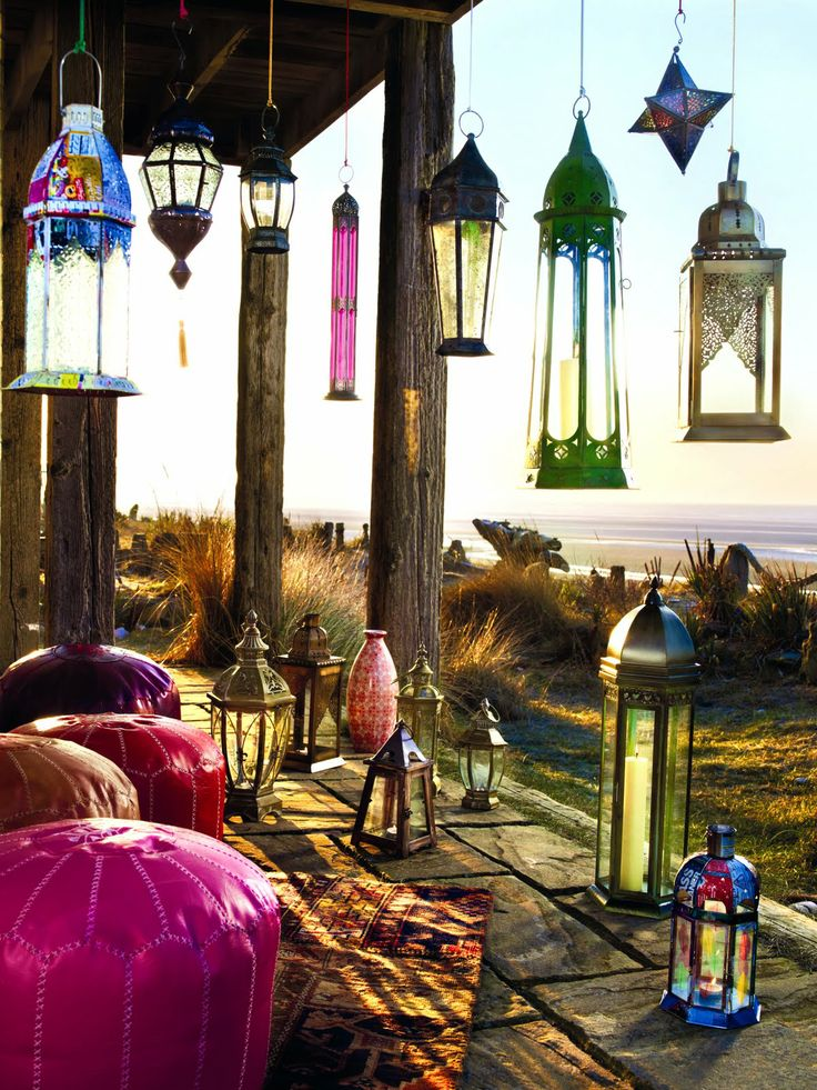45 pictures of bohemian lifestyle for Moroccan style home accessories