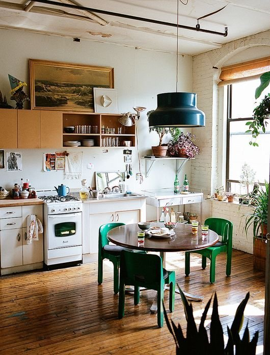 Bohemian Kitchen Images