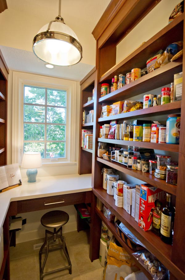 Cool Kitchen Pantry Ideas
