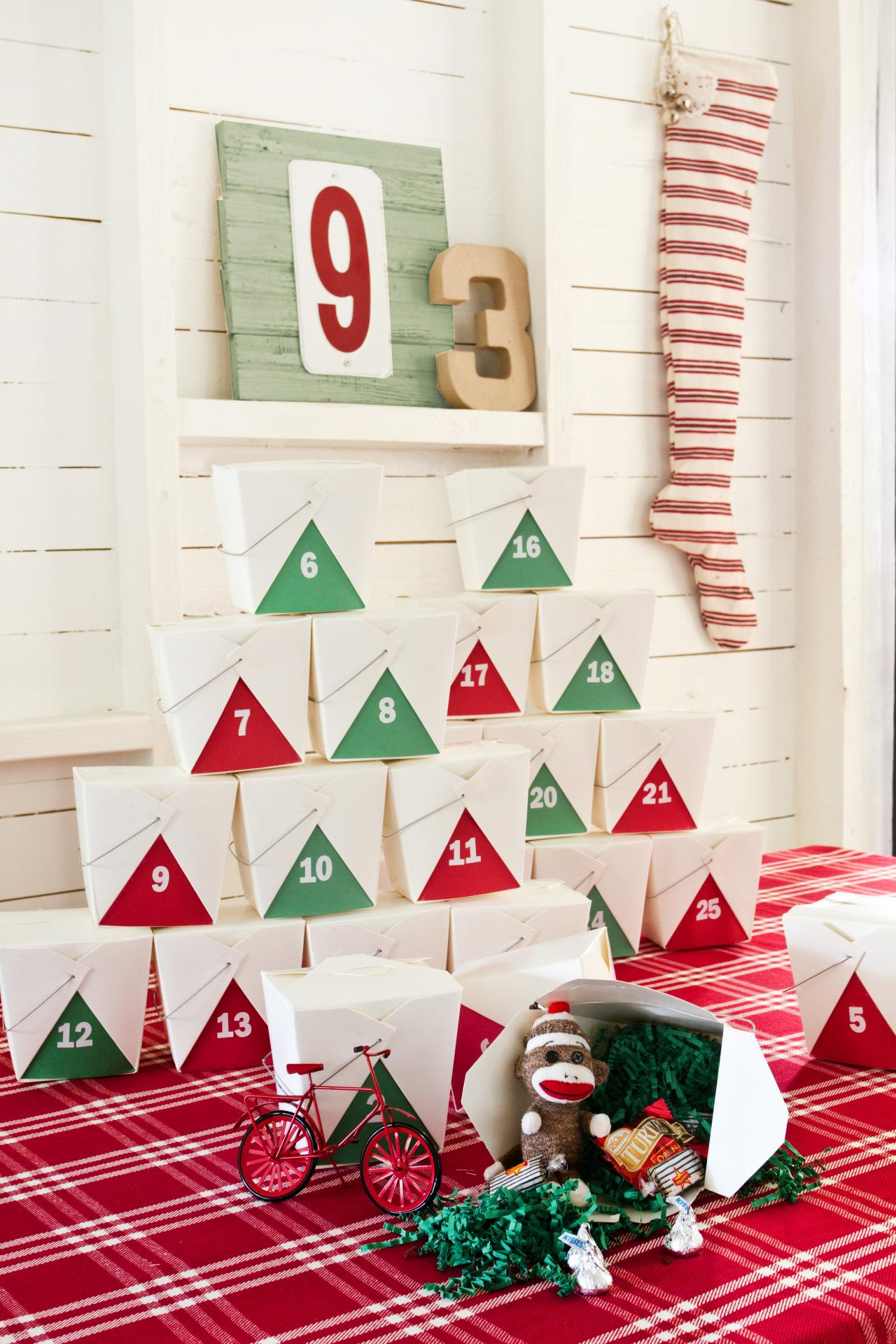 DIY Christmas Calendars Ideas