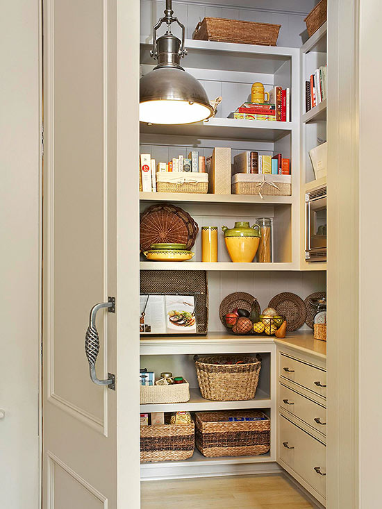 Kitchen Designs With Walk In Pantry Interesting Decorating Ideas