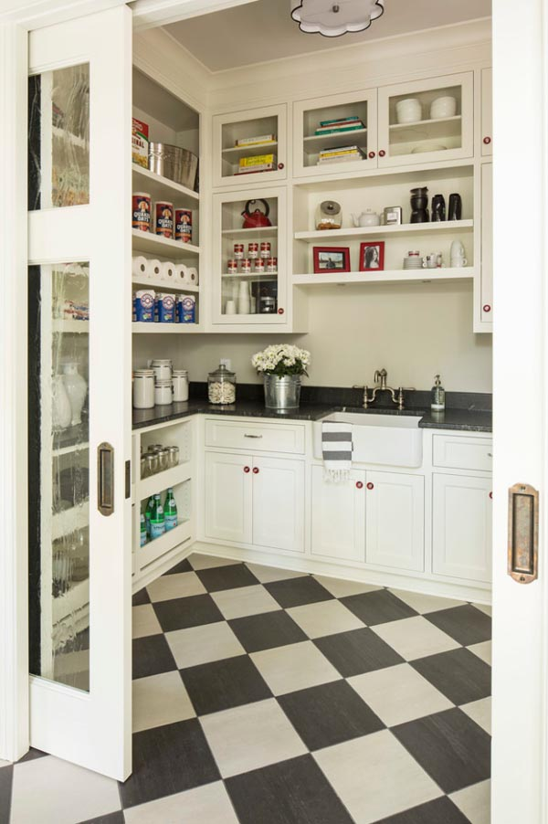 kitchen pantry design - Pantry Design Ideas
