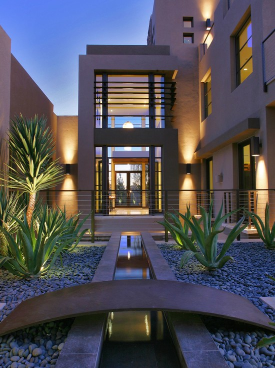 Modern Exterior Design Ideas, Pictures, Remodel And Decor