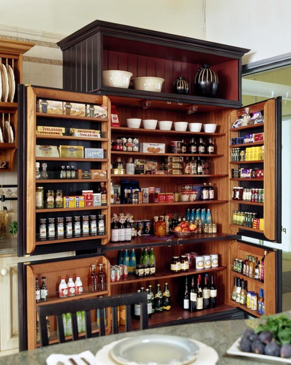 Marvelous Pantry Design Ideas Part 16