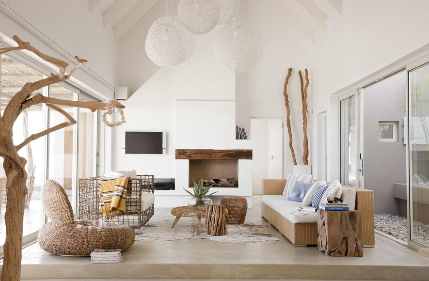 10 beach house decor ideas - Deco stijl chalet ...
