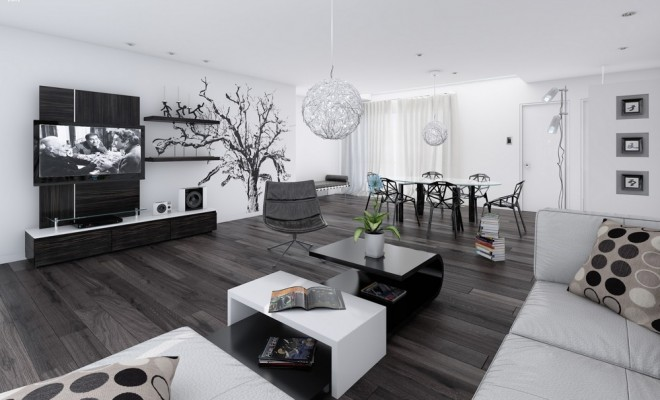 Black And White Interior Design Ideas Pictures Custom Home And Interior Design