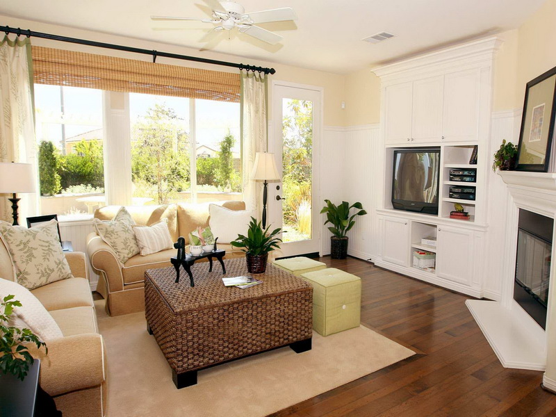 elegant interior living room beach house decor ideas - Beach House Decorating Ideas