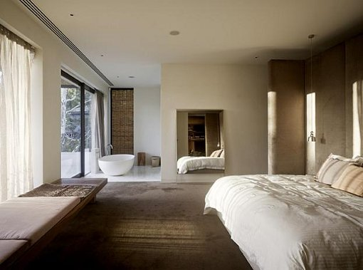 Interesting Natural Colors Bedroom Design Ideas - The natural bedroom