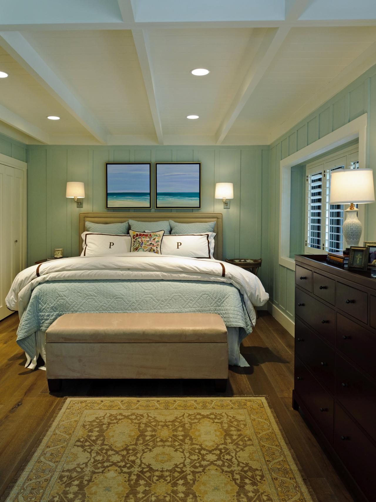 16 beach style bedroom decorating ideas for Bedroom theme ideas