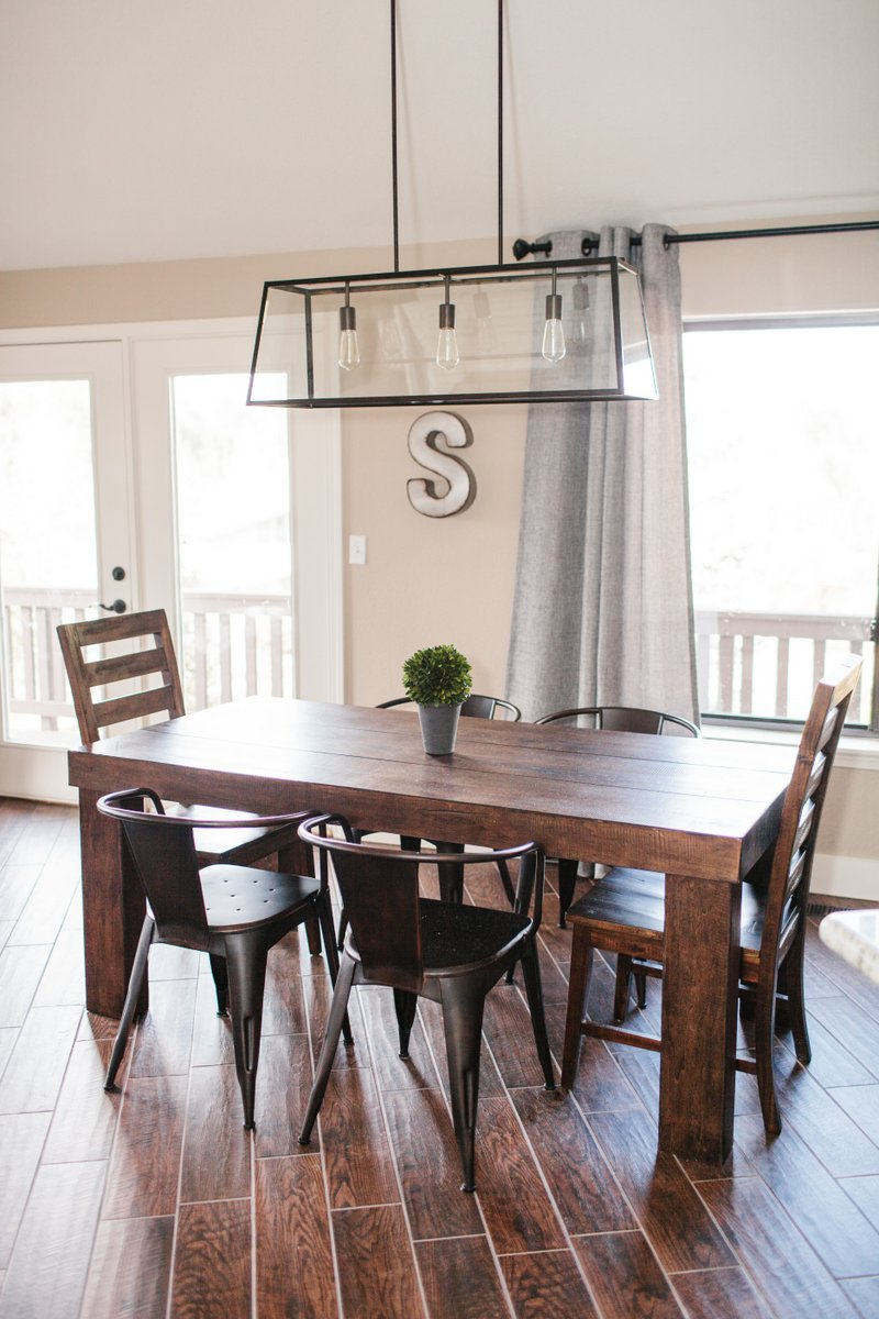 The Dining Room And Breakfast Bar Mix Match Chairs