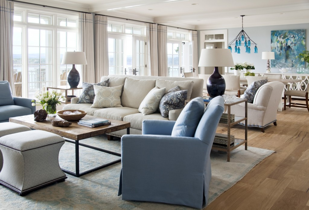 10 beach house decor ideas for Great home decorating ideas