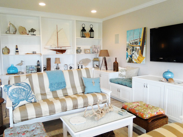 cottage beach house rustic decor