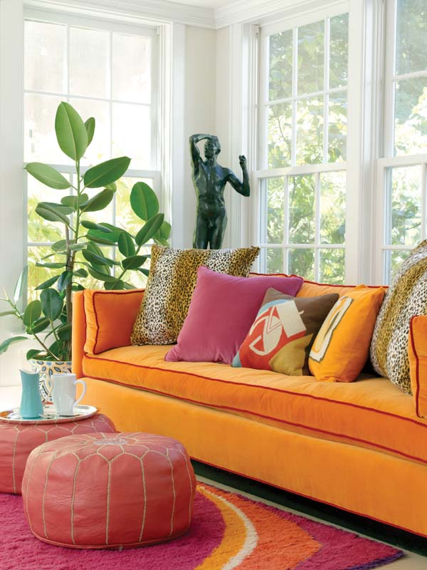 pink and orange bedrooms pink and orange living room design ideas amp pictures 16689