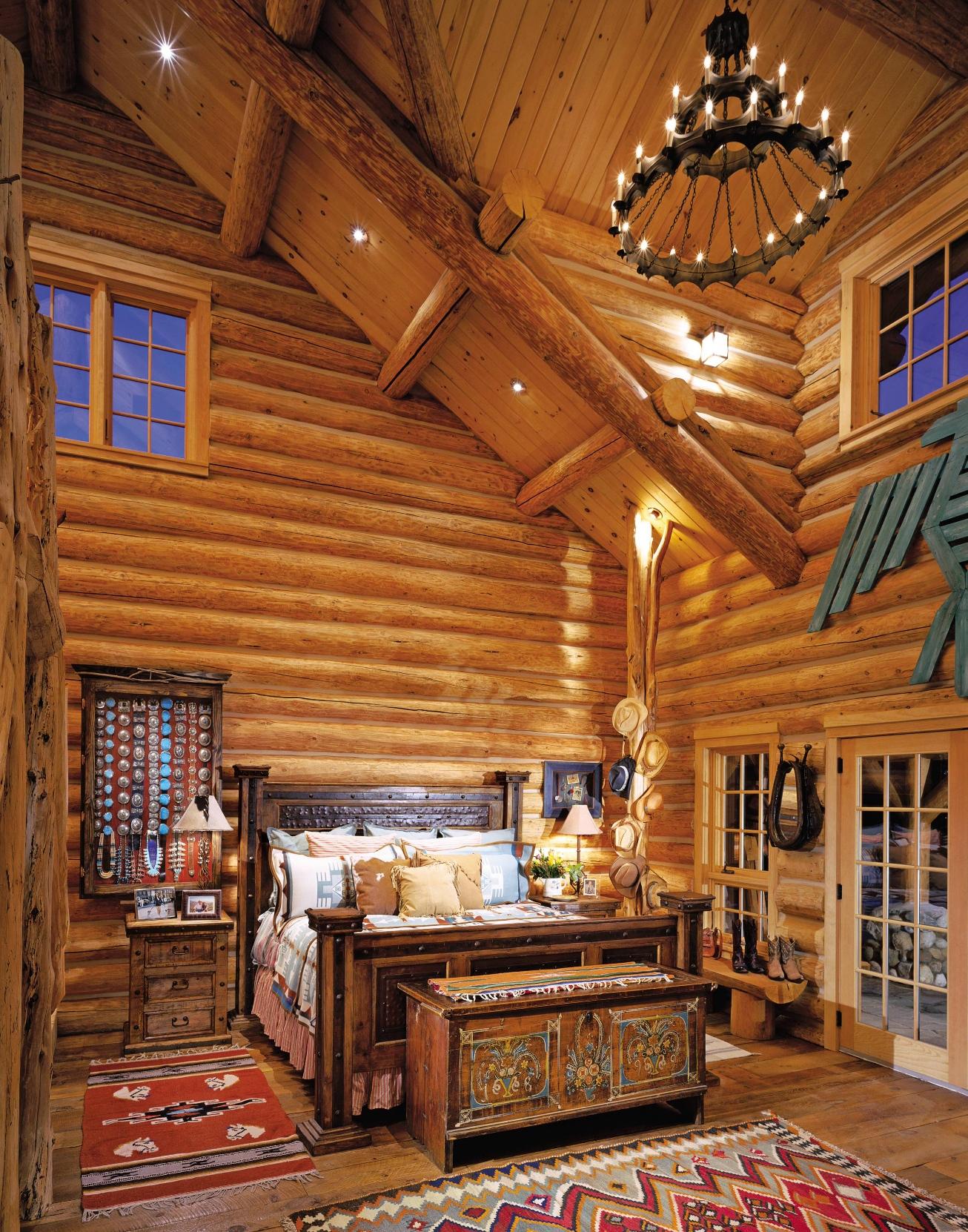 21 rustic bedroom interior design ideas for Interior design ideas 2015