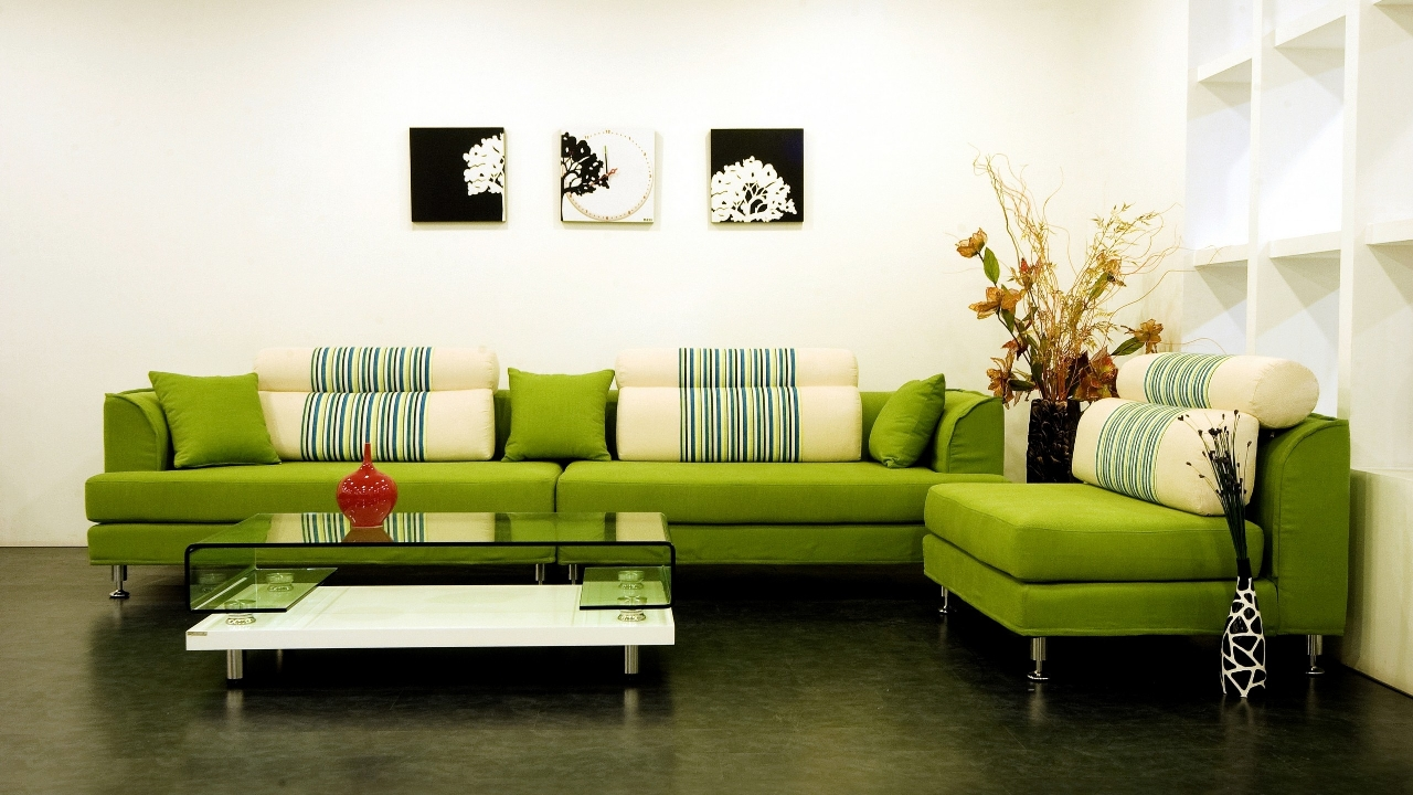 Green Sofa Design Ideas Pictures For Living Room