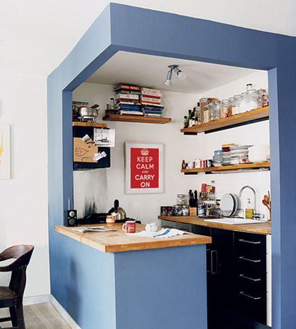 Space Saving Design Ideas For Small Kitchens Part 33