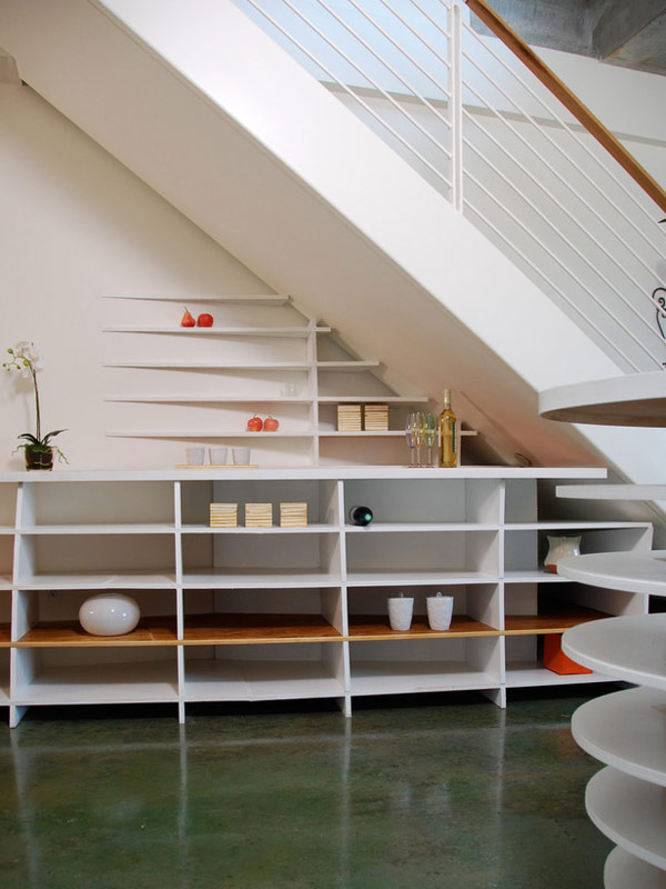 under stairs storage ideas for small spaces. Black Bedroom Furniture Sets. Home Design Ideas