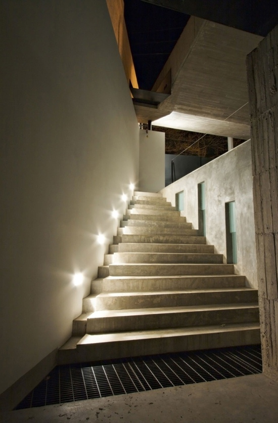 Incroyable LED Indoor Stair Lighting Fixtures