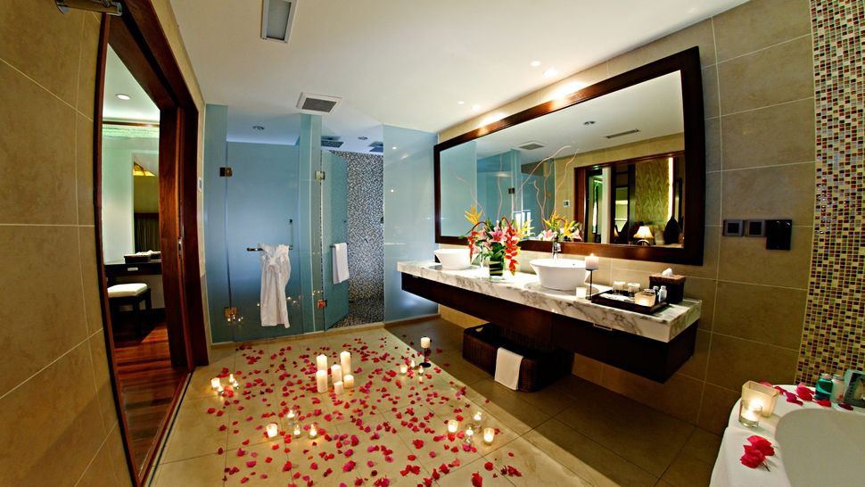 51 ultimate romantic bathroom design Romantic bathroom design ideas