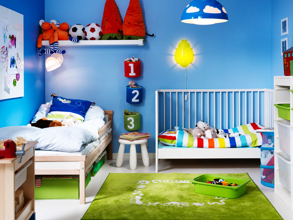 Decorate design ideas for kids room for Designer childrens bedroom ideas