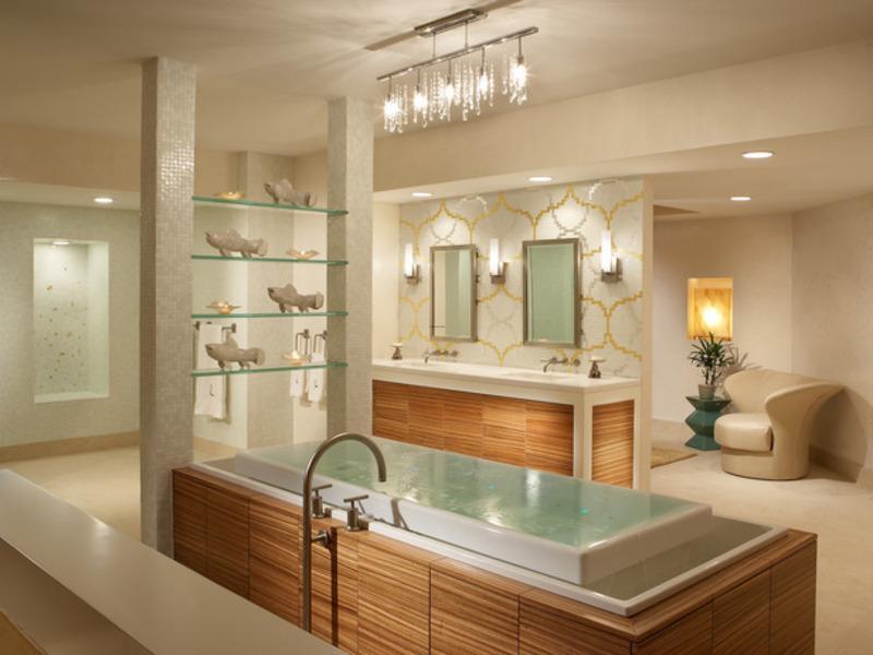 Spa Design Bathroom