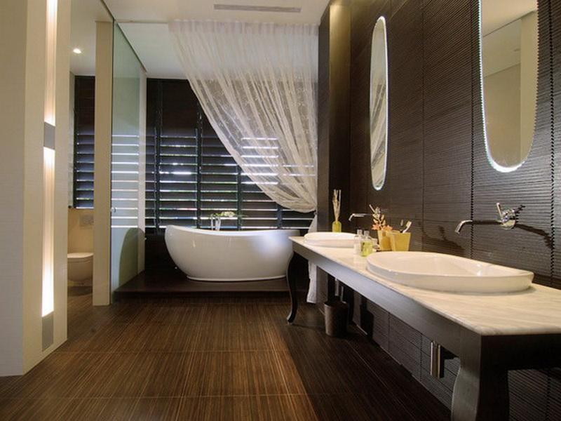 26 spa inspired bathroom decorating ideas for Bathroom decorating ideas images