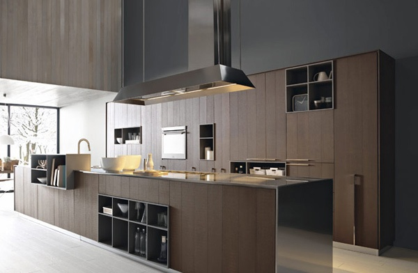 contemporary kitchen designs 2015 33 modern style cozy wooden kitchen design ideas 716