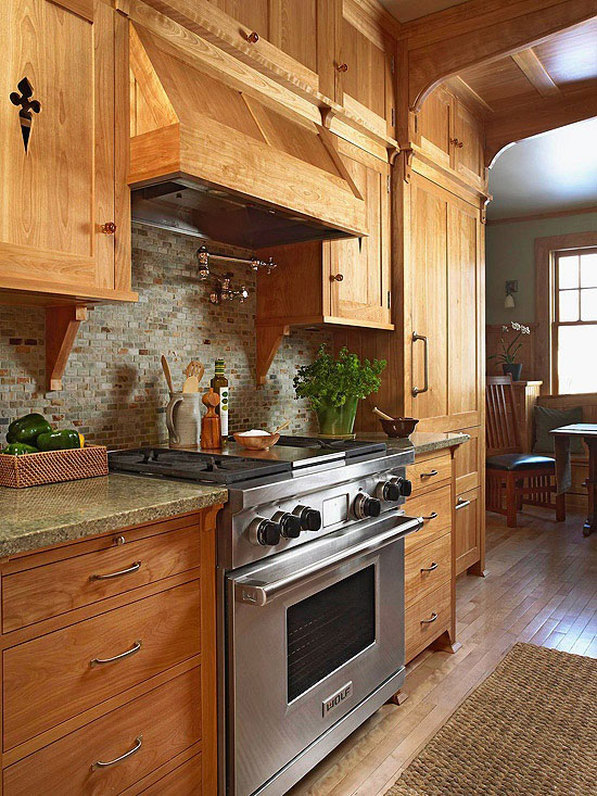 Wooden Kitchen Design Ideas Part - 43: Modern Wooden Kitchen Designs Ideas