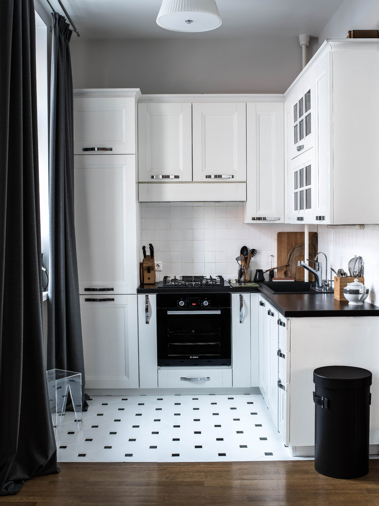 Ideas to decorate scandinavian kitchen design for White and black kitchen designs
