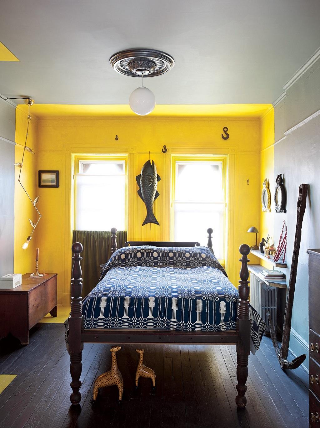 Railroad Apartment Of Brooklyn Artist Matt Austin