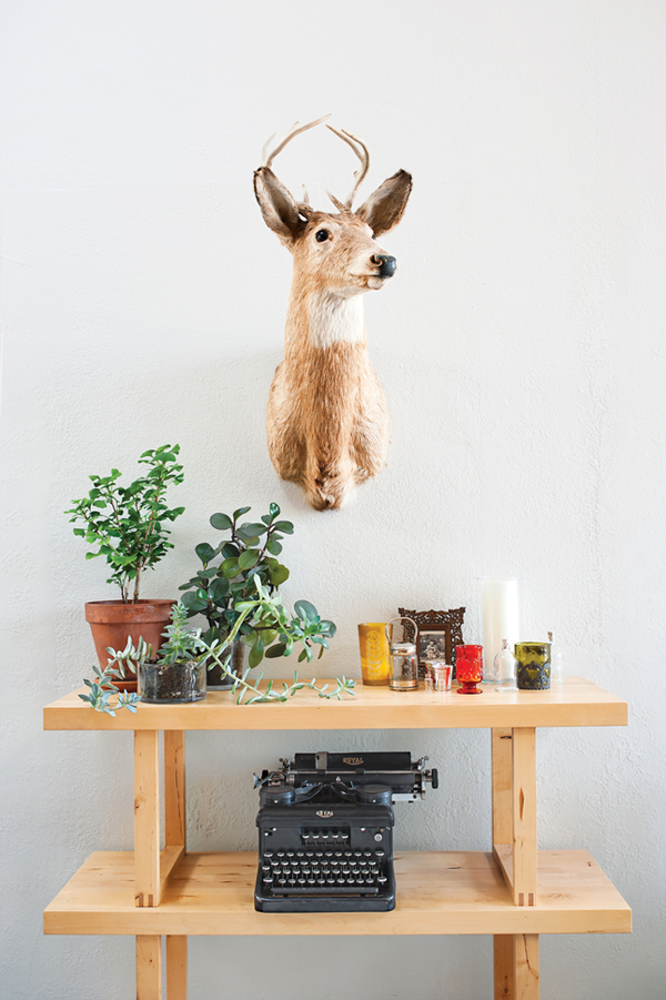 deer wall hanging
