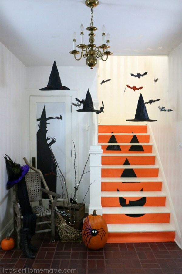 51 cheap easy to make diy halloween decorations ideas. Black Bedroom Furniture Sets. Home Design Ideas