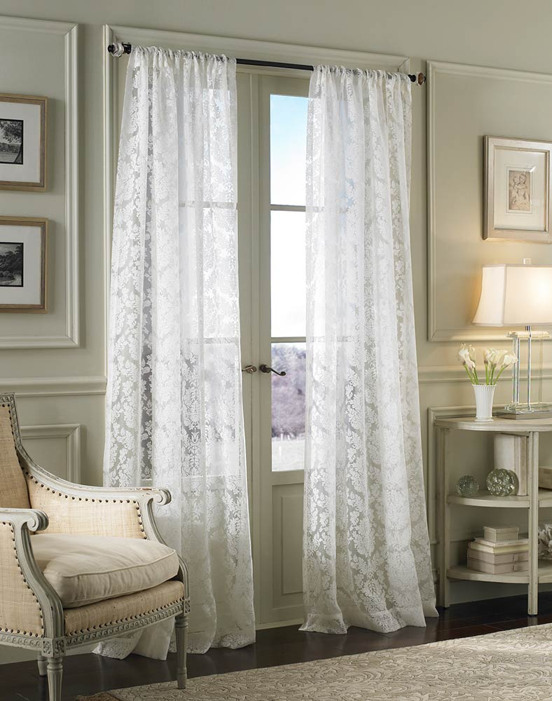 Window Curtain Design Ideas: 4 Tips To Decorate Beautiful Window Curtains Interior Design