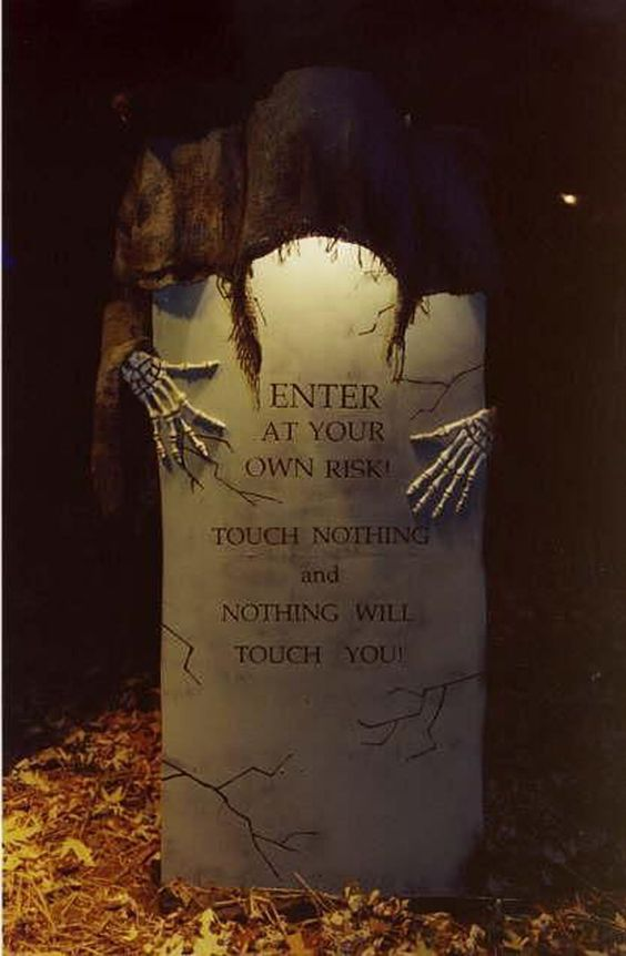 Best Scary Halloween Decoration Ideas