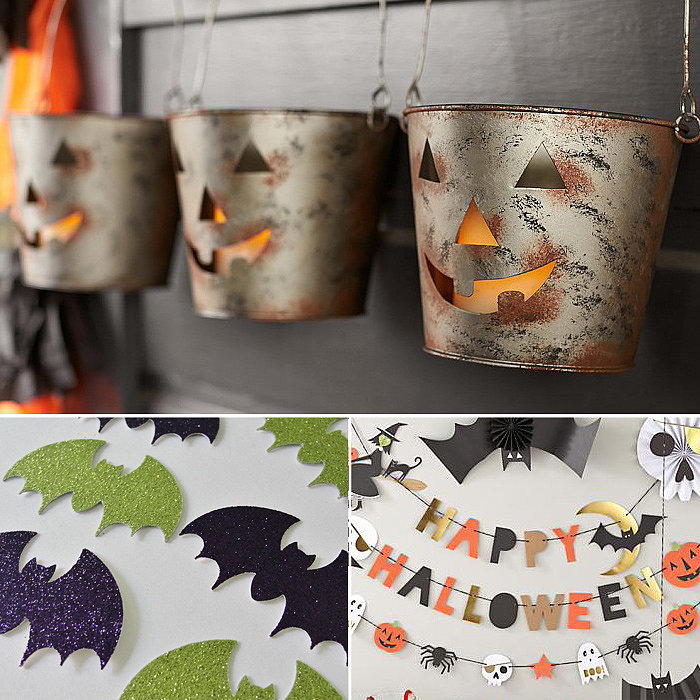cute kids friendly halloween decorations