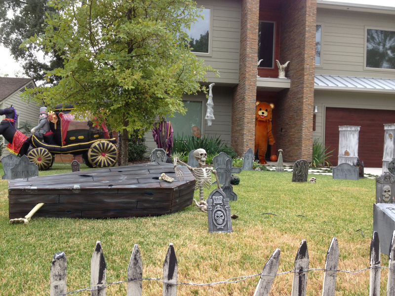 halloween outdoor decoration ideas - Halloween Outdoor Ideas