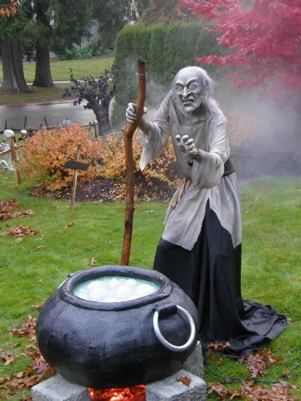halloween yard decorating ideas - Halloween Outdoor Ideas