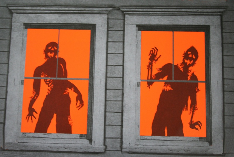 window halloween Decorations img