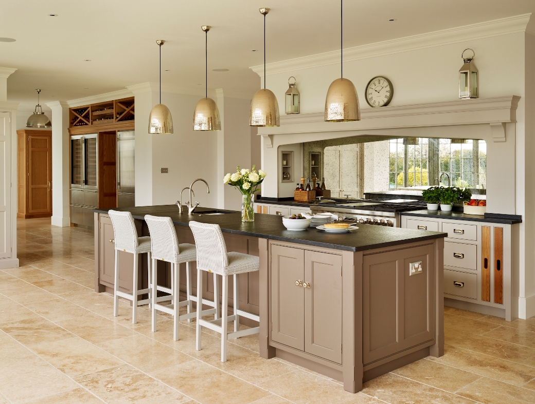 Five kitchen design ideas to create ultimate entertaining for Entertaining kitchen designs