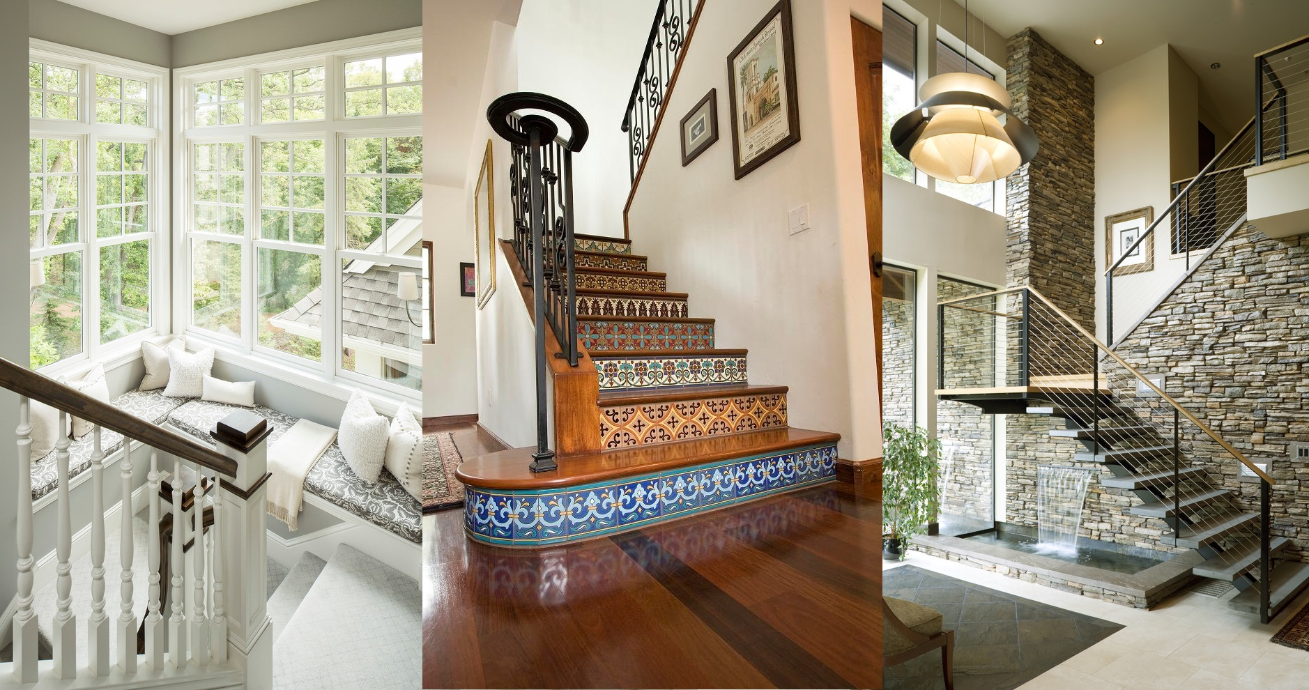 15 stair design ideas for unique creative home for Home by decor