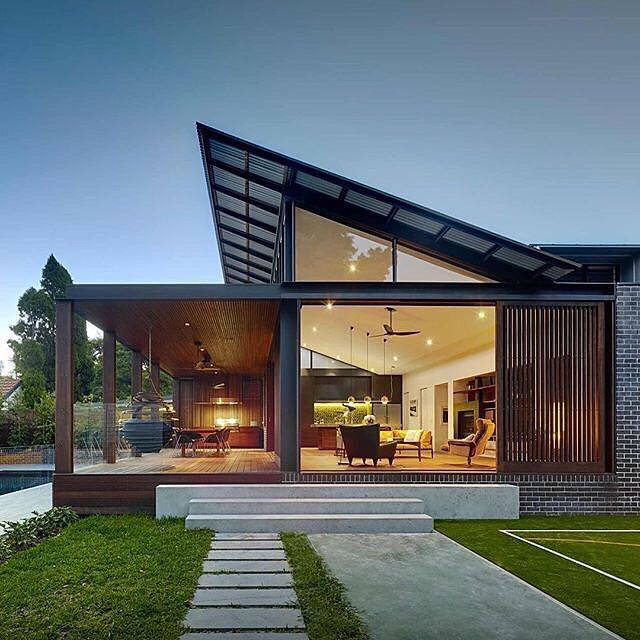 Home Design Ideas Architecture: 5 Modern Roof Design Ideas