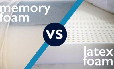 Memory Foam Vs Latex
