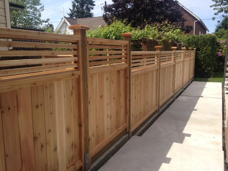 Can T Miss Signs Your Backyard Needs A New Fence Asap
