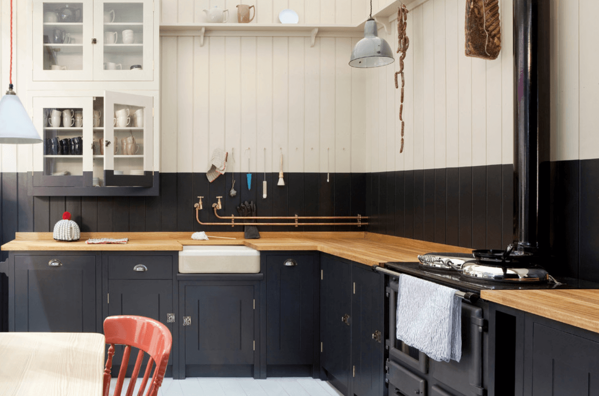 Tips To Choose Kitchen Cabinet Paint Colors